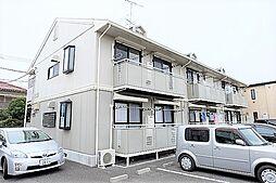 コートビレッジ昭島[1階]の外観