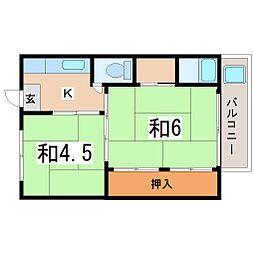 北鯖江駅 2.6万円