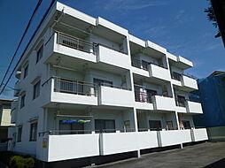 栃木県宇都宮市陽南4丁目の賃貸マンションの外観