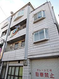 大阪府大阪市港区港晴2丁目の賃貸マンションの外観