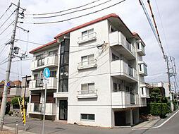 兵庫県西宮市小松南町1丁目の賃貸マンションの外観