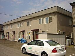 [タウンハウス] 北海道札幌市東区北四十五条東5丁目 の賃貸【北海道 / 札幌市東区】の外観