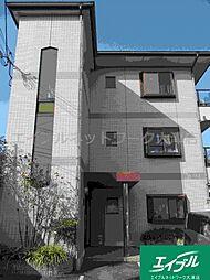 滋賀県大津市中庄1丁目の賃貸マンションの外観