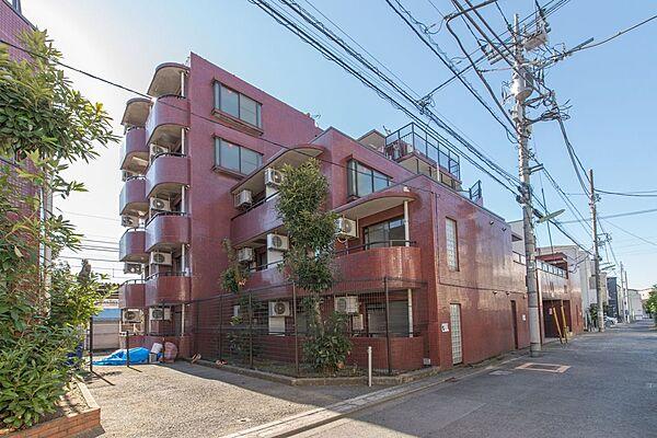 学生用 レスポワール世田谷上北沢III[2階]の外観