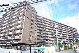 朝日プラザCITYウエストヒル神戸[407号室]の外観