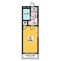 尾張一宮駅 3.4万円