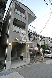 兵庫県神戸市須磨区須磨本町2丁目の賃貸アパートの外観