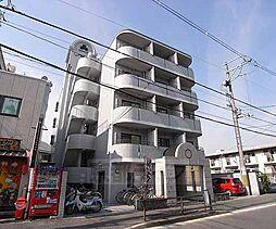 京都府京都市伏見区深草泓ノ壺町の賃貸マンションの外観
