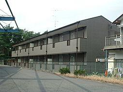 三重県鈴鹿市住吉町の賃貸アパートの外観