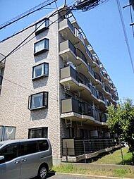 千葉県千葉市稲毛区稲毛東5丁目の賃貸マンションの外観