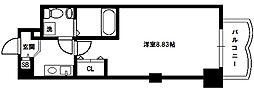 SERENiTE新大阪弐番館[15階]の間取り