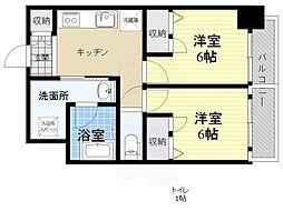芦原橋駅 9.3万円