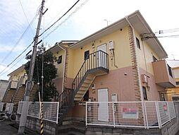 兵庫県神戸市垂水区星陵台8丁目の賃貸アパートの外観