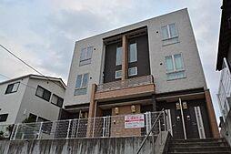 愛知県名古屋市名東区山の手3丁目の賃貸アパートの外観