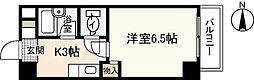 エスポワールムラタ[6階]の間取り