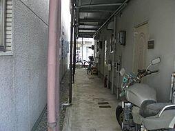 タウニィ市場木[2階]の外観