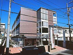 神奈川県川崎市幸区南加瀬4の賃貸マンションの外観