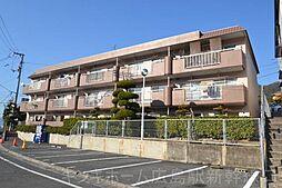 広島県広島市東区戸坂大上2丁目の賃貸マンションの外観