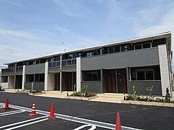 大阪府八尾市西山本町3丁目の賃貸アパートの外観