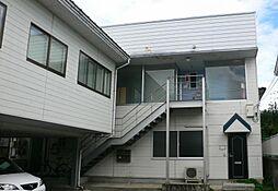 山形県山形市西田2丁目の賃貸アパートの外観