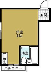 ウィステリア2[1階]の間取り