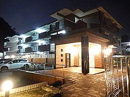 グランデュールシャトーA棟[2階]の外観