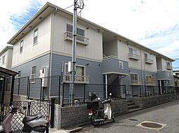 ファミリーズ21ハイツナカムラ1[1階]の外観