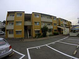 兵庫県川西市鼓が滝2丁目の賃貸マンションの外観