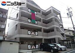 愛知県大府市共和町3丁目の賃貸マンションの外観