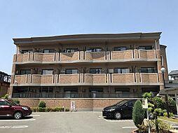 ルーブル・ベル[106号室]の外観