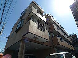 千多慶マンション[3階]の外観