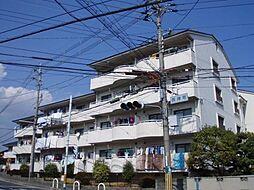 長岡コーポ[2階]の外観