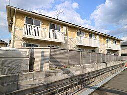 福岡県遠賀郡芦屋町大字芦屋の賃貸アパートの外観