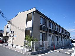 兵庫県伊丹市北伊丹1丁目の賃貸アパートの外観