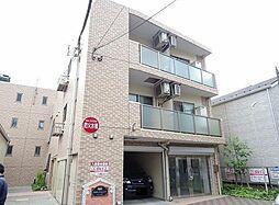東京都狛江市東和泉2丁目の賃貸マンションの外観