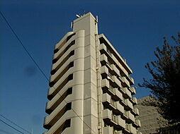 ベルメゾン本田[6階]の外観
