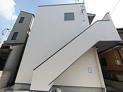愛知県名古屋市中村区大正町3丁目の賃貸アパートの外観