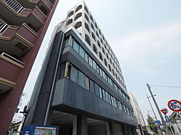 福岡県北九州市小倉北区片野5の賃貸マンションの外観