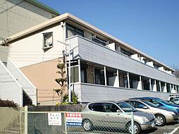 大阪府豊中市南桜塚4丁目の賃貸アパートの外観