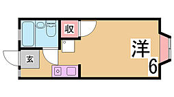 西代駅 2.8万円