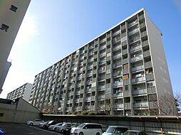 八戸ノ里グランドマンションA棟[A909号室]の外観