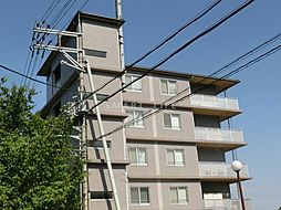 滋賀県大津市錦織2丁目の賃貸マンションの外観