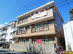 バンベールコート[3階]の外観