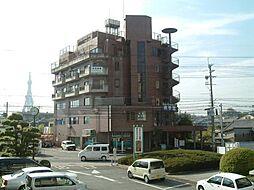 リベルテ田中[5階]の外観