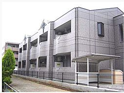 静岡県三島市徳倉4丁目の賃貸アパートの外観