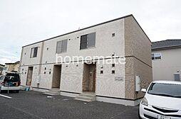 熊本市電A系統 健軍町駅 4.8kmの賃貸アパート