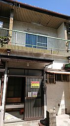 安堂町 連棟貸家の外観画像