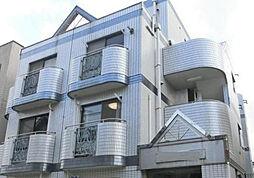 千葉県市川市富浜3の賃貸マンションの外観