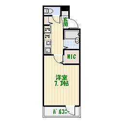 (仮称)ルネコート青砥[2階]の間取り