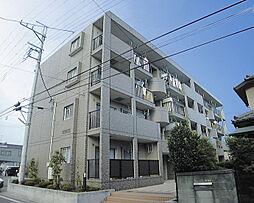神奈川県大和市渋谷2丁目の賃貸マンションの外観